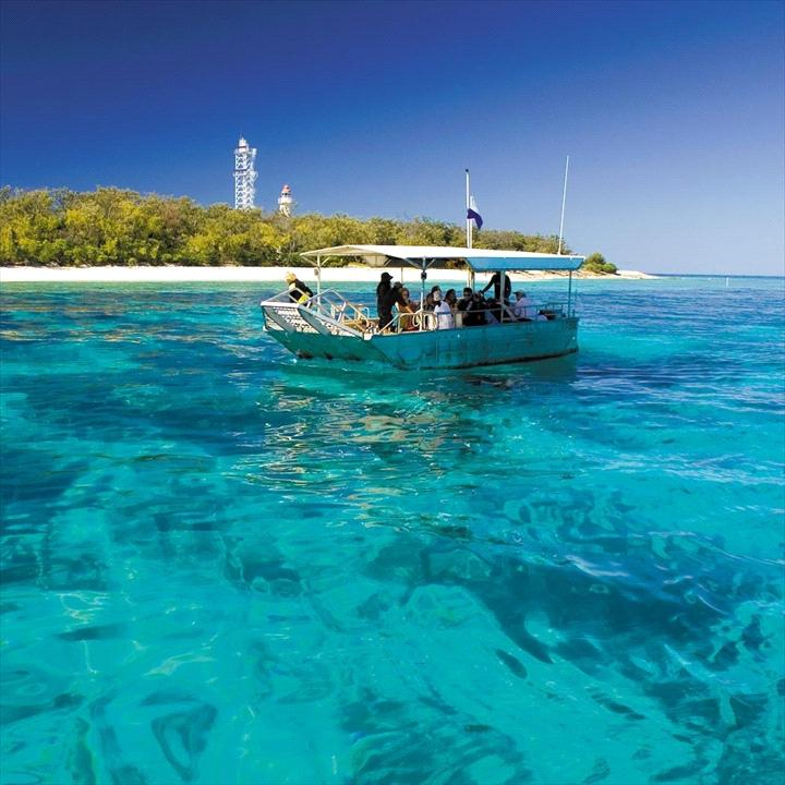 Great Barrier Reef Day Tour ex Brisbane & GC